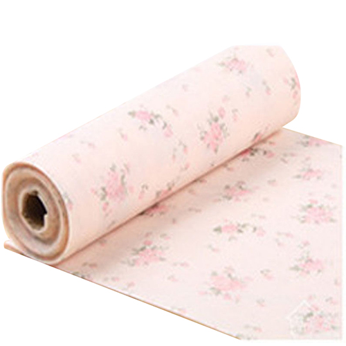 Practical Boutique Polka Dots Shelf Contact Paper Cabinet Drawer Liner Kitchen Table Mat Color Pink Floral