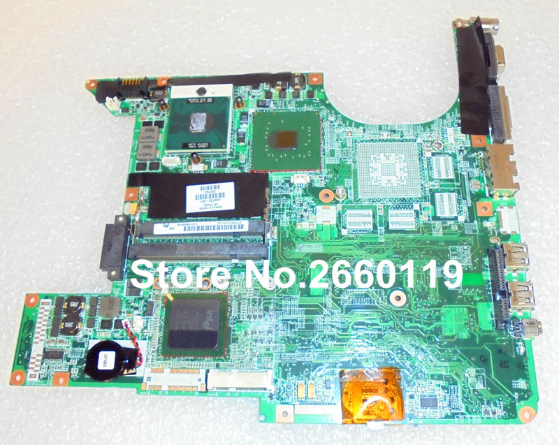 laptop motherboard for HP dv6000 434723-001 system mainboard fully tested and working well