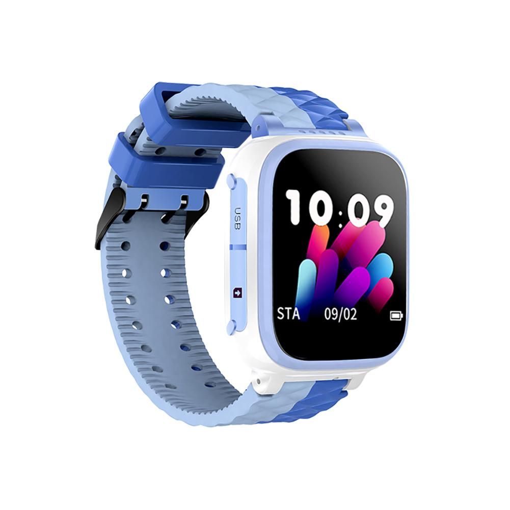 Image 4 - Smart Watch Y35 Children's Sim Card Color Touch Positioning One   Touch SOS Anti   Lost Waterproof For IOS Android For Kid-in Smart Watches from Consumer Electronics