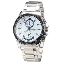 Watches Men ZhongYi Luxury Brand Business Watch Quartz Sport Military Men Full Steel Wristwatches Casual Clock Relogio Masculino