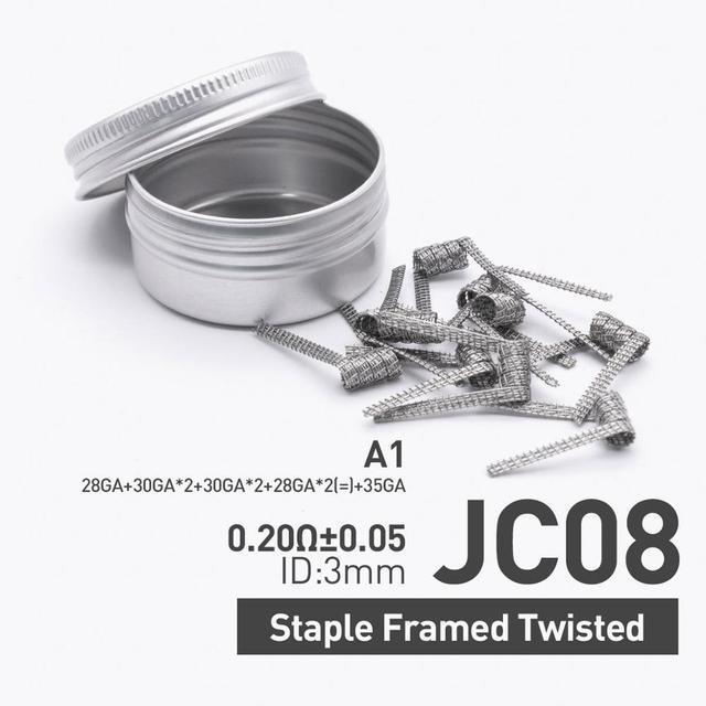 Staple Framed Twiste