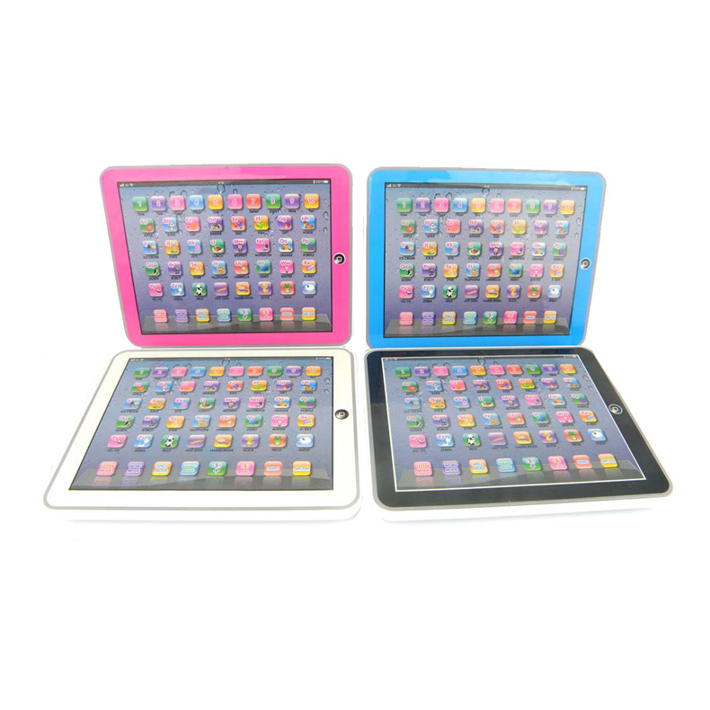 Baby Kids Touch Tablet Educational Toys Children English Early Learning Machine Shop M09