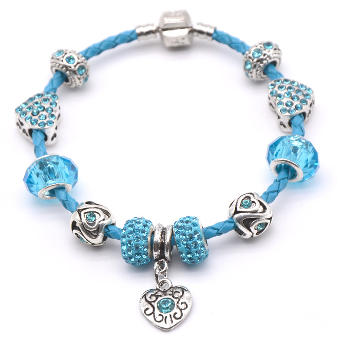 085ca29fb ... get 2015 new arrive 5 color murano glass beads fit pandora bracelet for  women love gift