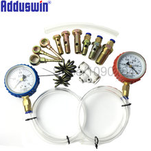 Adduswin T0016 diesel engine low pressure fuel system tester tool set diesel common rail pump tester factory sale(China)