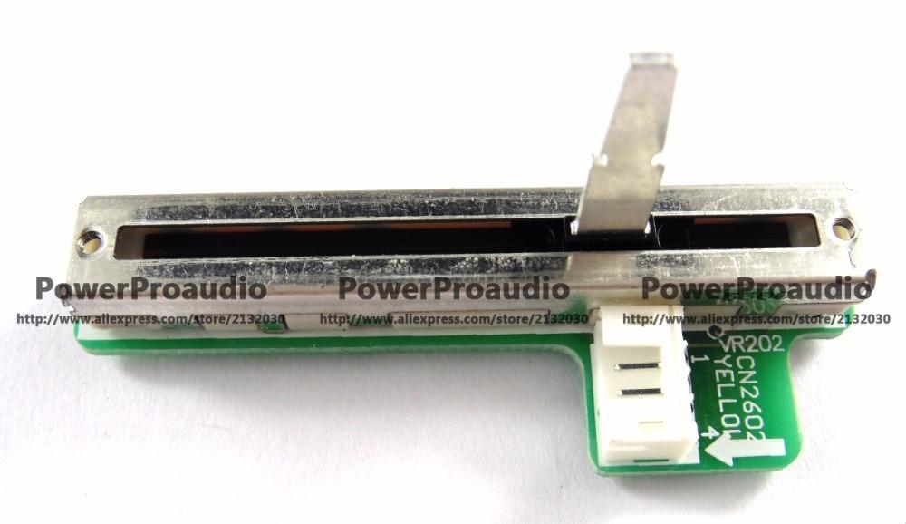 Konstruktiv Ersatz Fader Kanal 2/4 Dwx2538 Dwx2540 Komplette Montage Für Pioneer Djm800 ZuverläSsige Leistung