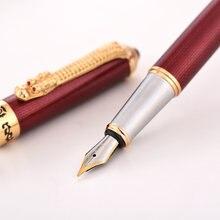 Jinhao1000 перьевая ручка ДРАКОН Роскошные чернильные ручки