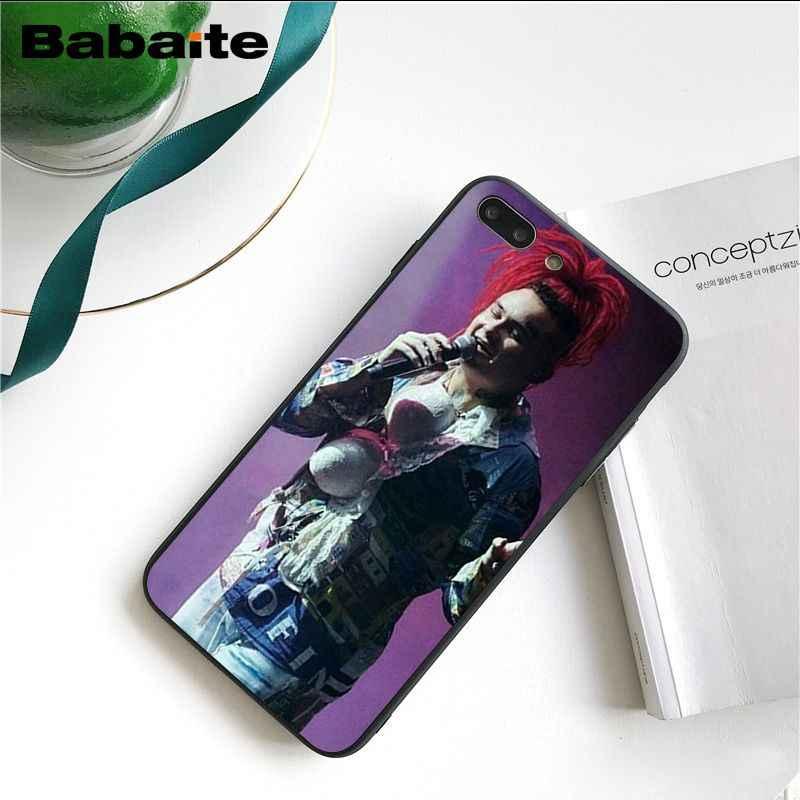 Babaite MORGENSHTERN rapero de Protector final caja del teléfono para iphone 11 Pro 11Pro Max 8 7 6 6S Plus X XS X MAX 5 5S SE XR