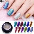 UR SUGAR 5ml Chameleon Gel Lacquer Sparkly Soak Off UV Gel Polish Color Coat UV LED Nail Art Gel Varnish DIY Nail Art Paint
