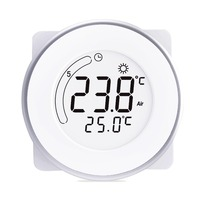 Free Shipping Programming Heating Thermostat 16A With 3M Probe