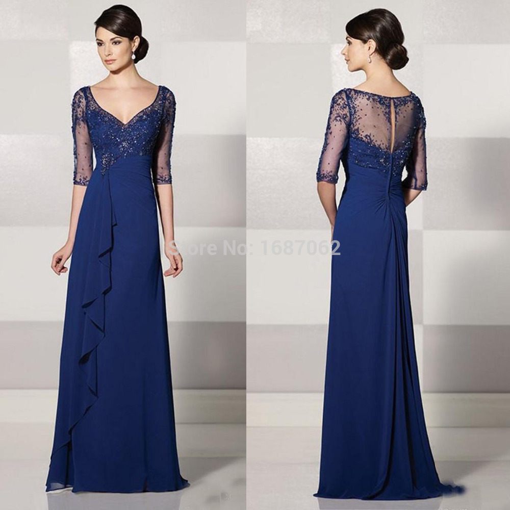 Popular Vintage Dresses Mother Bride-Buy Cheap Vintage Dresses ...