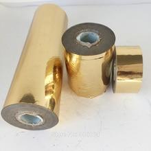 Светильник золотого горячего тиснения рулон фольги используется для ручного мешка ПВХ пленка бумага