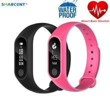 M2 плюс Smart Band IP67 фитнес-трекер Браслет монитор сердечного ритма Смарт Браслет Водонепроницаемый Спорт Bluetooth для iOS и Android