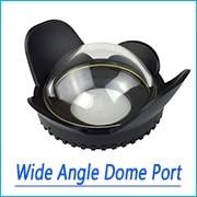 Wide Angle Dome Port