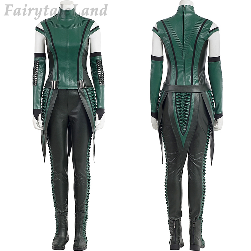 Guardians of the Galaxy 2 Mantis cosplay costume superhero Lorelei Brandt cosplay costumes women Mantis costume suit