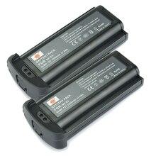 DSTE 2 шт. NP-E3 7084A001 7084A002 батарея для камеры Canon EOS 1D Mark II N 1DS II
