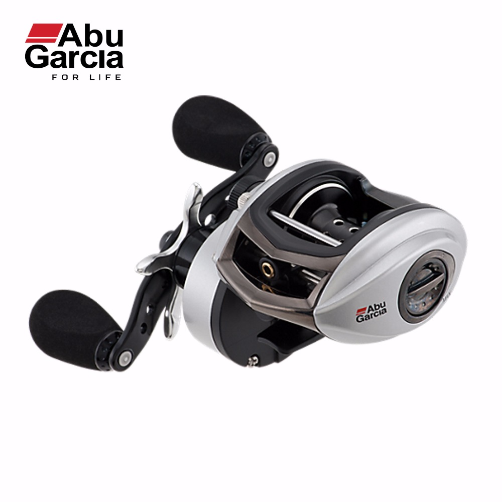 Abu Garcia 100% Original REVO STX Baitcasting Reel Low Profile 10+1BB Fishing Reels 6.4:1/7.1:1/8.0:1 Baitcasting Fishing Reel