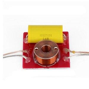 Image 3 - GHXAMP 2 sztuk głośnik wysokotonowy Crossover karta audio Car Home jednostronny drugi krok dzielnik częstotliwości DIY 150W dla 4OHM Treble