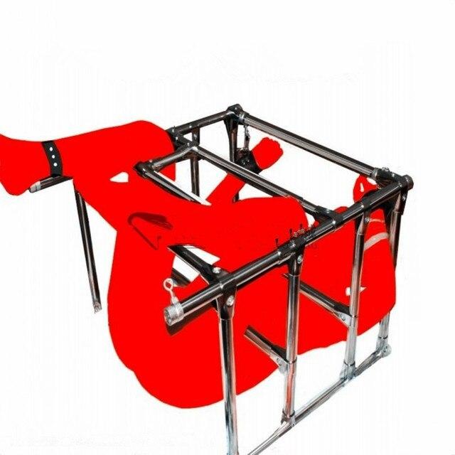 Косплей Рядовых настроить кадр K9 связывание устройства, наручники, Сдержанность связывание Фетиш, эротические товары, sexo магазин для взрослых раб игрушки