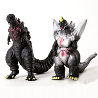 Large Size Cartoon Movie Godzilla PVC Action Figures Feet And Hands Movable Collectible Model Toy Kids Toys Gifts For Boys