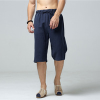 Chinese Men S Summer Loose Pants In The New Chinese Style Flax With Men S Casual