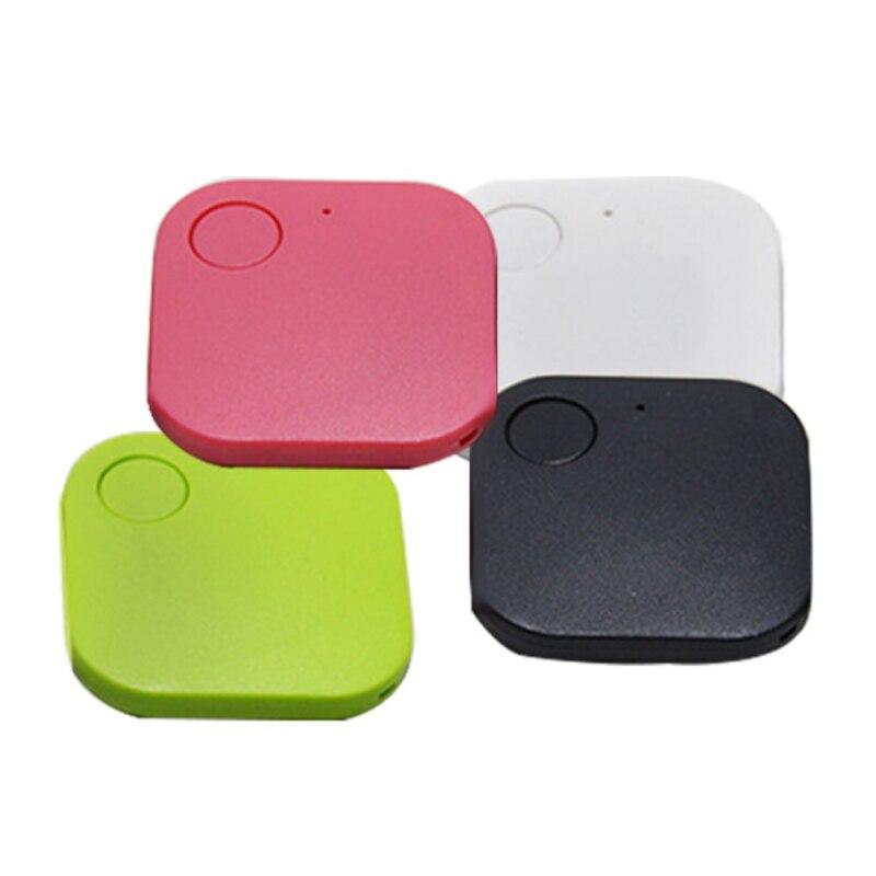 Bluetooth Locator Pet Tracker Alarm Wireless Anti-lost Tag Remote Selfie Shutter Seeker for Kids Bag Wallet Keys new