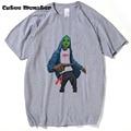 Futuro Odd Ofwgkta Band T Shirt 2017 Verano Moda Hombres Mujeres Hip Hop Camisetas de Manga Corta Camiseta de Algodón camisetas