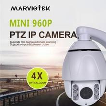 960P IP Camera PTZ font b Outdoor b font Video Surveillance Camera Wireless Mini Speed Dome