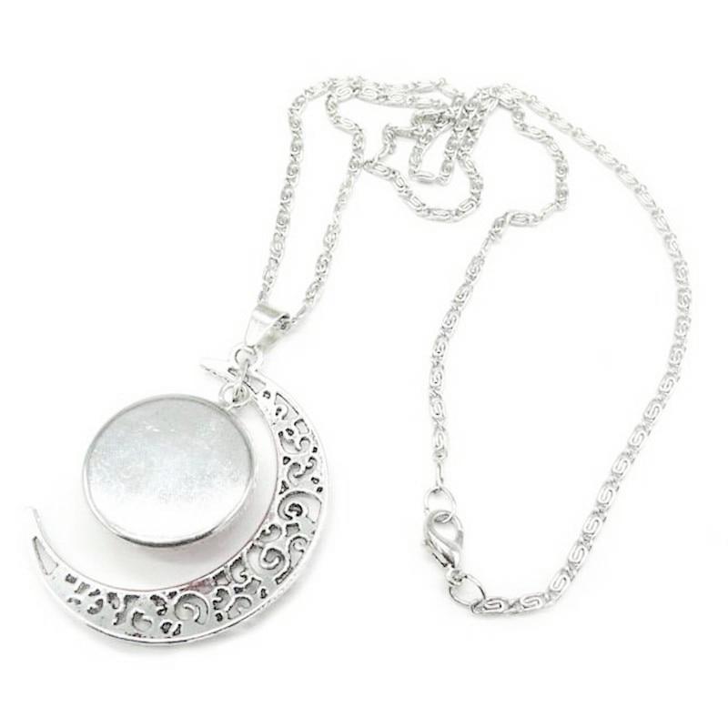 Partyfareast Milky Way Nebula Time Gem Jewelry Sets Statement Necklace Stud Earrings Bangles Bracelets For Women Indian Jewelry