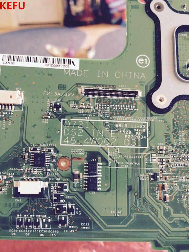 Kefu CN-0PT113 0pt113マザーボード用のdellのinspiron 1525マザーボード48.4W002.031 ddr2クイック出荷