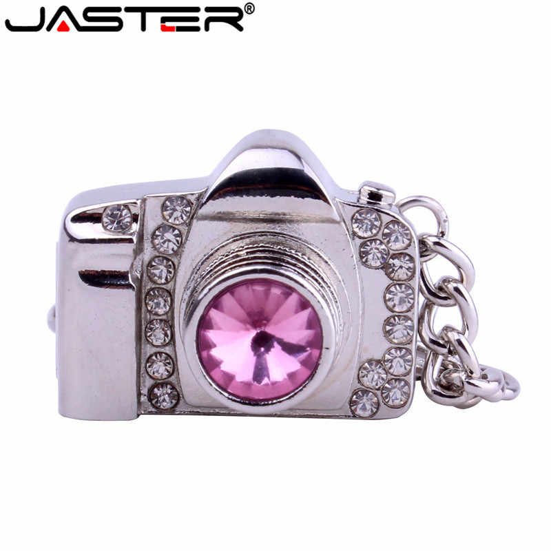 JASTER Câmera USB Flash Drive Capacidade Real Pen Drive GB GB 16 8 4 GB GB 64 32 GB Pendrive memory Stick USB 2.0 U Disco