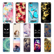 For Lenovo Vibe C A2020 A2020a40 DS 5.0 inch Case, Soft Silicone Back Cover Case for Lenovo A2020 A 2020 Phone Cases Cover стоимость