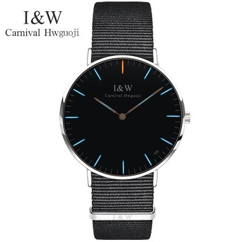 CARNIVAL Fashion ultrathin Women watches Tritium luminous quartz watch with original import Swiss movement,Sapphire,Waterproof