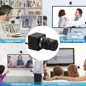 Image 5 - CCTV 2.8 12mm Varifocal Lens Full Hd 1080P CMOS OV2710 30fps/60fps/120fps Industrial Usb Camera UVC for Android ,Linux, Windows