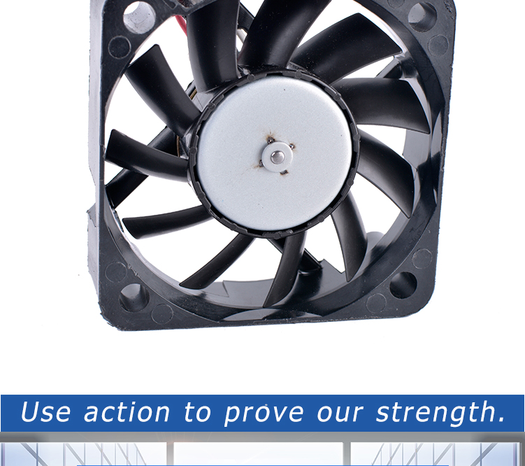 COOLING REVOLUTION 2006ML-05W-S59 5015 5cm 50mm 50x50x15mm 24V 0.17A 3 line mute inverter industrial cooling fan
