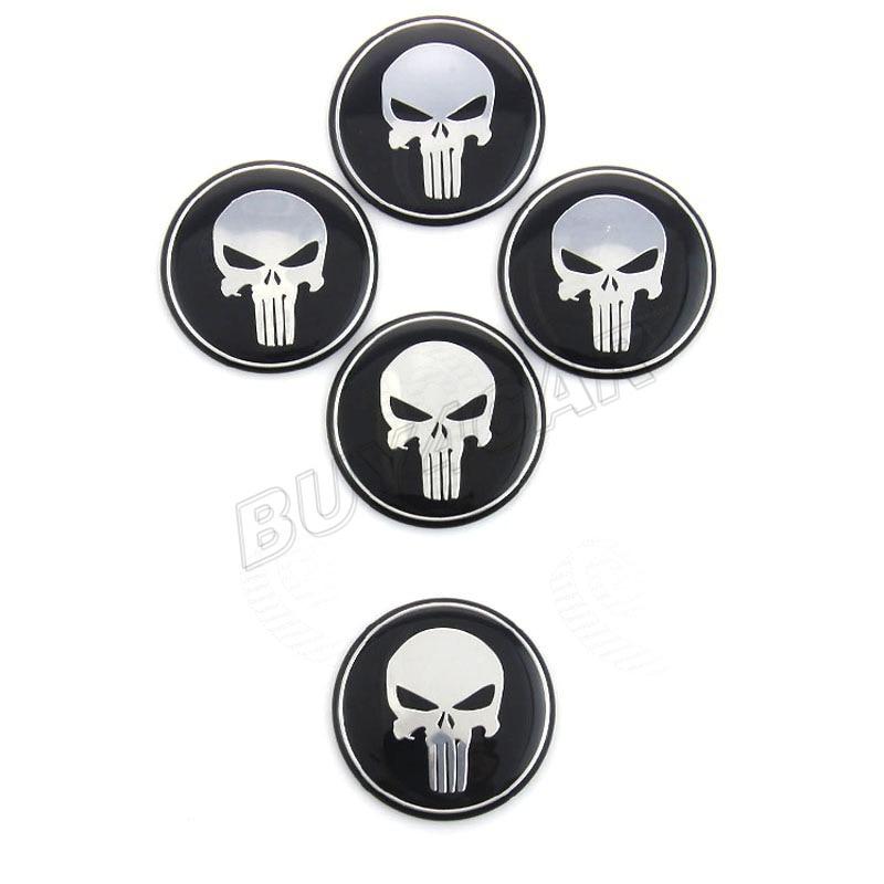 Ferrari Wheel Center Cap Emblems