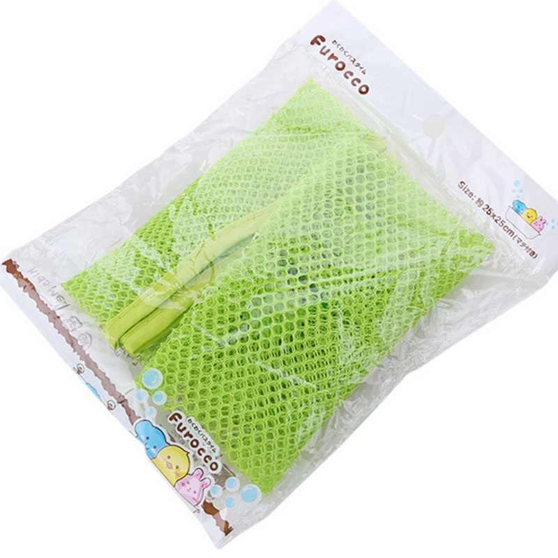 Hoomall настенный подвесной для хранения мешок ванная комната кухонная сетка Органайзер Для Детей Чистая Ванна время игрушка присоска контейнер для сумок