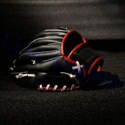 2017 hot sale black colour adult left hand high quality pvc cool baseball glove non slip.jpg 250x250