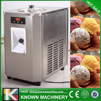 Professional Gelato Hard soft Ice Cream Maker Machine For Sale with free shipping by sea