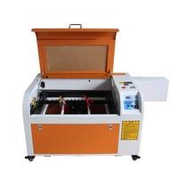 Laser 6040 60W Laser Engraving Marking Machine CO2 Laser Engraver Cutter 600*400mm