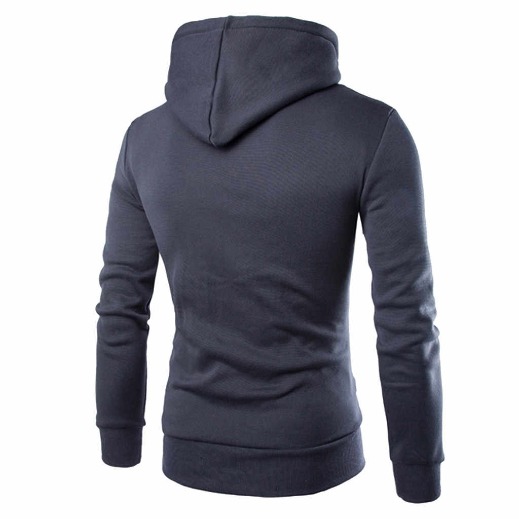 2019 Nieuwe Truien Mannen Merk Mannelijke Hip Hop Hooded Sweater Heren Hoodie Trainingspak Zweet Jas Casual Patchwork Sportkleding M-3XL