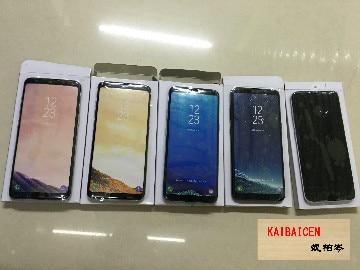 Цена за Для Samsung S8 подражать пустышки Модель мобильного телефона 1:1 поддельные плесень только для Дисплей нерабочий