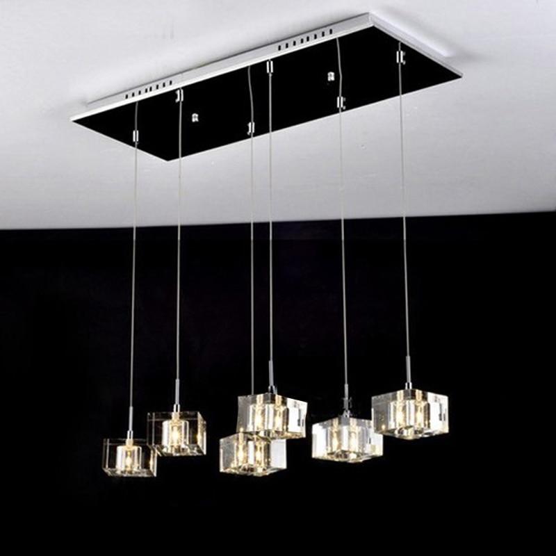 crystal pendant lights kitchen chrome crystal pendant