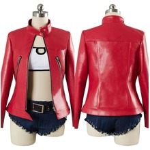 Fate Apocrypha Cosplay FA Saber Red Mordred Casual Outfit Halloween Carnival