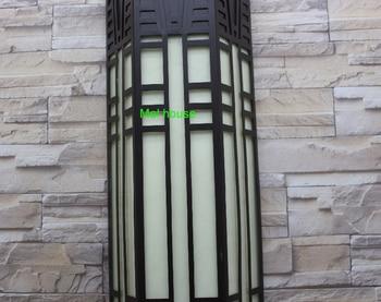 Anti-roest Werklampen Led Buitenverlichting Waterdichte Anti-roest Outdoor Lamp Commerciële Straat House Outdoor Muur Verlichting