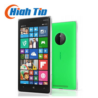 100 Original Nokia Lumia 830 Mobile Phone 1G RAM 16G ROM Refurbished Quad Core 10MP Camera