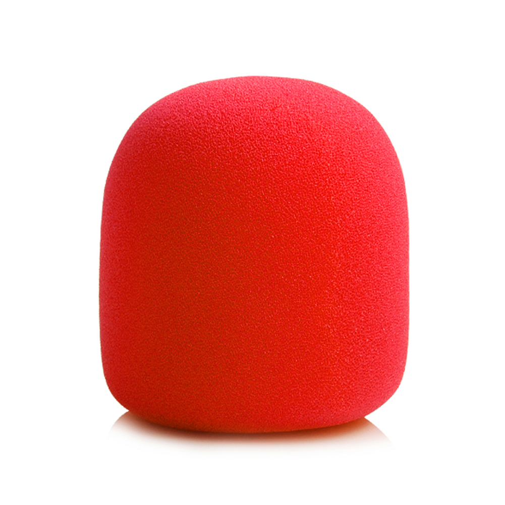 Colorful Windscreen Microphone Windshield Recorder Pen Sponge Ball Type Cover Foam Filter For ZOOM H1 H 1 Recorder Mic