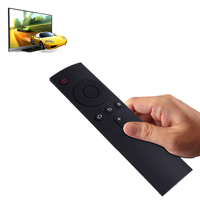 1pc TV Remote Control Smart Remote Controller For Mi TV Set top Box Remote Control 3 2 1 Generation
