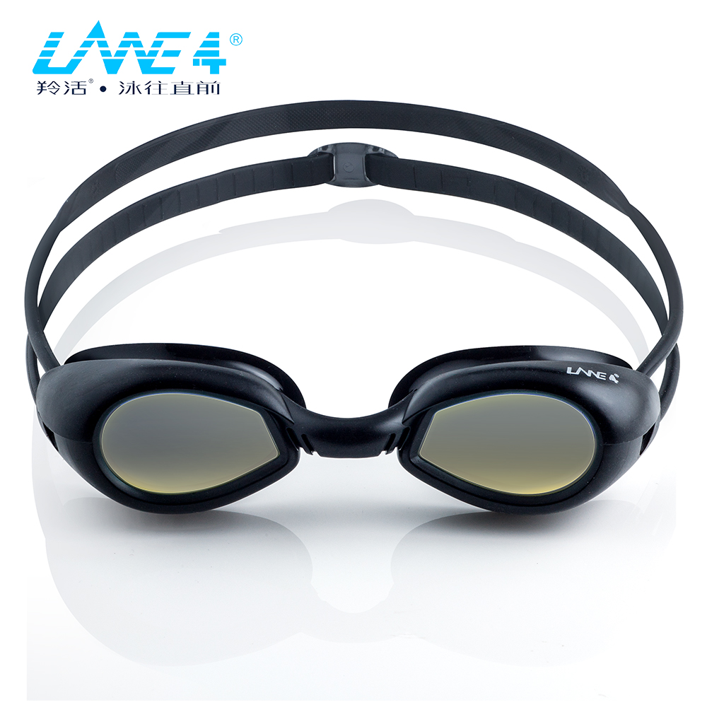 417ebeb7d24 LANE4 Junior Swim Goggle One piece Frame Soft Seals Anti fog UV Protection  Quick Fit for Kids A707-in Swimming Eyewear from Sports   Entertainment on  ...
