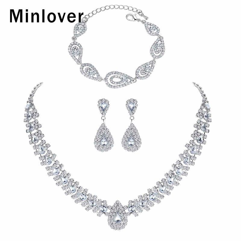 Minlover Silver Color...