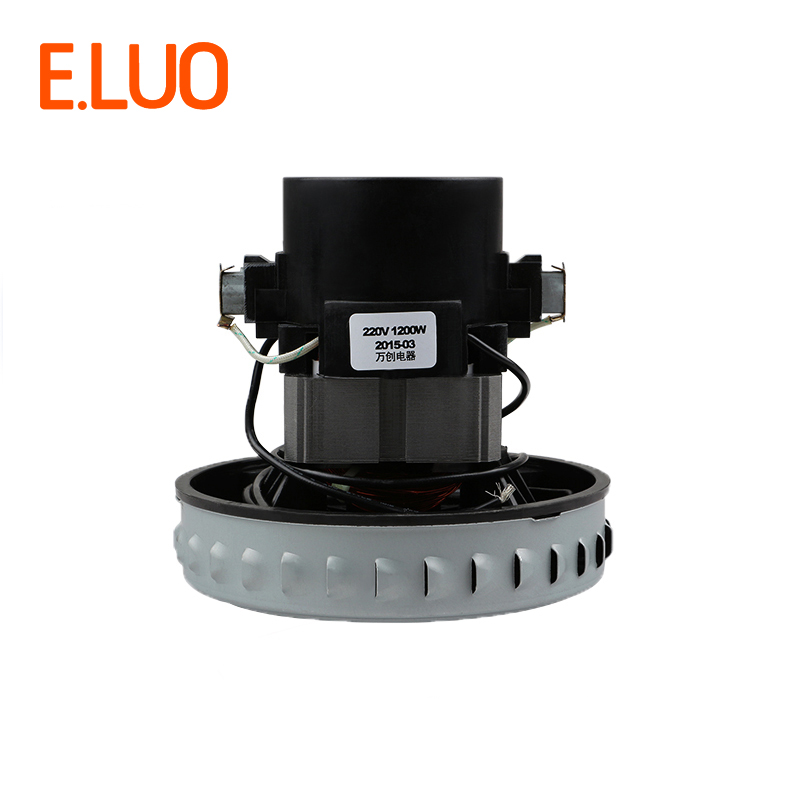 220V 1200w dry and wet low noise copper motor 130mm diameter with good quality of household